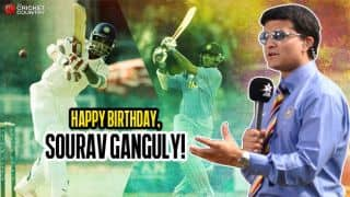 Sourav Ganguly: 10 things you need to know about the Prince of Kolkata