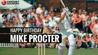Mike Procter: 19 facts about the world-class all-rounder who too became a victim of apartheid