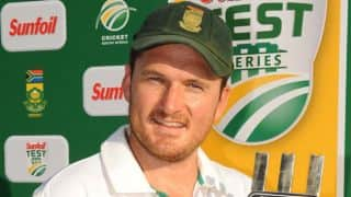 South Africa happy to be branded favourites for Australia series, says Graeme Smith