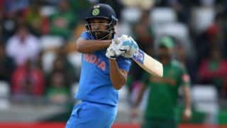 रोहित शर्मा ने ठोका बांग्लादेश के खिलाफ शतक, सचिन को छोड़ा पीछे