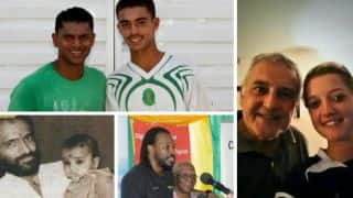 Father's Day: Cricketers wish on Twitter