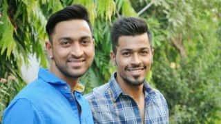 Dream to play for India alongside brother Krunal: Hardik Pandya