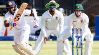 Zimbabwe vs Sri Lanka, 1st Test, Day 4, Preview and Prediction: Visitors eye quick runs