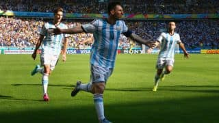 Lionel Messi urges Argentina to improve in FIFA World Cup 2014 despite progressing to Round of 16