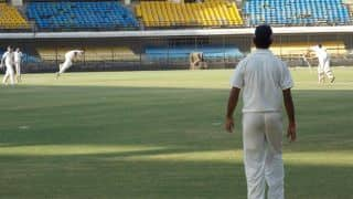 Ranji: Saurashtra bowled out for 218 by Odisha