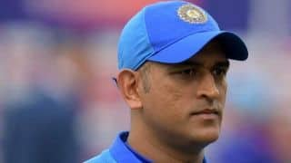 Right decision to pursue with Pant, didn't expect Dhoni to be picked for South Africa T20Is: Ganguly