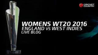 ENG Women beat WI Women by 1 wicket   Live Cricket Score England Women vs West Indies Women, ICC Women's T20 World Cup 2016, ENGW vs BANW, 14th T20 Match at Dharamsala