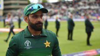 Cricket World Cup 2019 - I think all 10 teams are beatable: Mohammad Hafeez