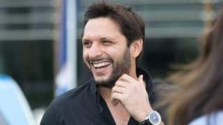 कतर टी10 क्रिकेट लीग के ब्रांड एंबेसडर बने शाहिद आफरीदी