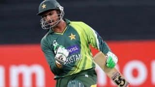 Shoaib Malik, Azhar Ali and Sohail Tanvir on standby for ICC World Cup 2015