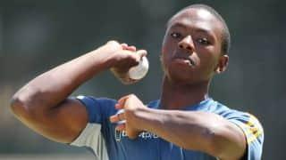 Kagiso Rabada shines for Kent on debut in Natwest T20 blast