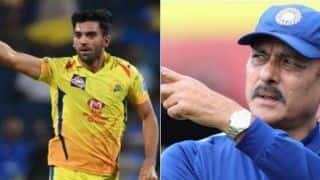 PBKS vs CSK: Deepak Chahar के वेरिएशन के फैन हुए रवि शास्त्री, बोले...