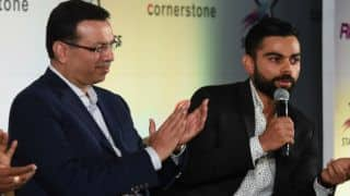 Virat Kohli, Sanjeev Goenka to launch RPSG Indian Sports award