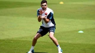 England practice session ahead of 1st Test against India at Nottingham