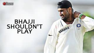 Harbhajan Singh does not deserve a place in one-off Test against Bangladesh