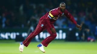 West Indies vs Bangladesh, 1st T20I: Kesrick Williams' four keep Bangladesh to 143
