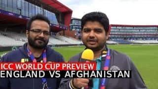 ENG vs AFG: Injury-hit England eye 2 points against struggling Afghanistan