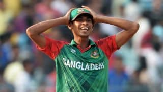 Mustafizur ruled out of Sussex's County schedule