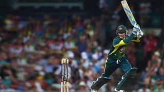 Zimbabwean spinners restrict Australia to 209