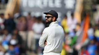Kohli captain of Laxman's contemporary Test XI; Ashwin only other IND
