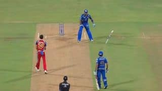 Kieron Pollard, Mitchell Starc fined for on-field fight during MI-RCB IPL 2014 match