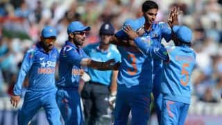 India vs England 5th ODI at Headingley: India's likely XI