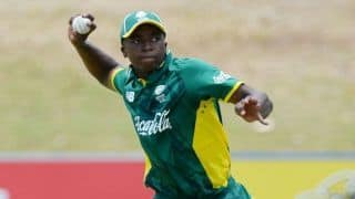 Uncapped fast bowler Lutho Sipamla gets South Africa T20I call