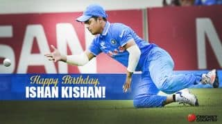 Happy B'day, Ishan Kishan! India U19 captain turns 18
