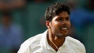 Umesh Yadav takes hattrick as Vidarbha bowl Rajasthan out for 216 in Ranji Trophy 2015-16