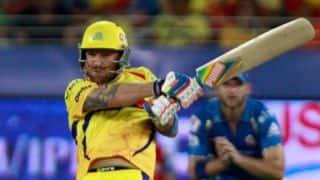 Brendon McCullum steers Chennai Super Kings to 7-wicket win over Mumbai Indians in IPL 2014
