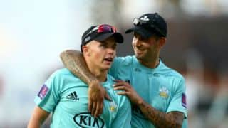 इंग्लैंड के गेंदबाज ने बिना रन दिए 9 गेंदो में 4 विकेट झटके