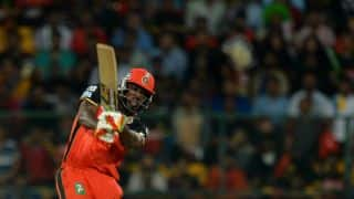 IPL 2017: Chris Gayle completes 10,000 runs in T20 cricket