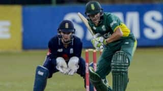 अंडर-19 विश्व कप के लिए दक्षिण अफ्रीकी टीम का ऐलान, मखाया एनटिनी के बेटे को मिली जगह