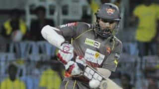 Sunrisers Hyderabad vs Delhi Daredevils, IPL 2014: Hyderabad 22/0 in 3 overs