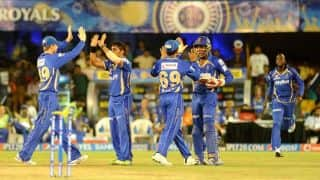 IPL 2014: Rajasthan Royals' teamwork behind success; matter of peaking at right time