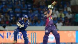 Steven Smith says RPS defeat to MI hard to swallow