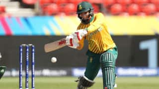 India Women vs South Africa Women, 4th ODI: South Africa beat India by 7 wickets to seal the series by 3-1