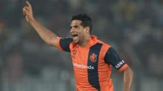Netherlands win close game over Ireland in ICC World T20 Qualifier Semi Final