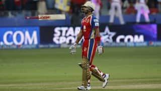 IPL 2014: Virat Kohli should rethink captaincy, feels Sourav Ganguly