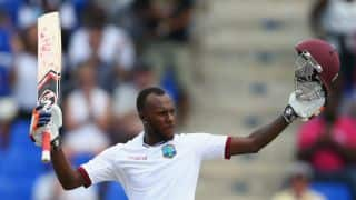 West Indies vs Australia 2nd Test Day 2: Jermaine Blackwood disappointed after late dismissal