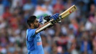 India vs England: KL Rahul registers 2nd T20I century