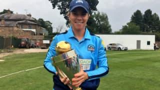 टी20 विश्व कप 2020 खिताब जीत सकती है इंग्लैंड : लॉरेन विनफील्ड