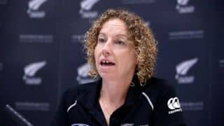 New Zealand women's head coach Haidee Tiffen to not reapply for the role