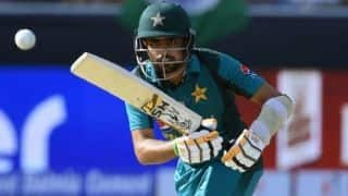 Babar Azam replaces Aaron Finch as No. 1 T20 batsman