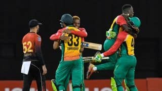 CPL 2018: Guyana Amazon Warriors win low-scoring thriller to enter final