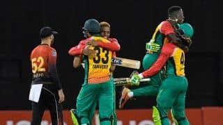 CPL 2018: Guyana Amazon Warriors win low-scoring thriller to enter final