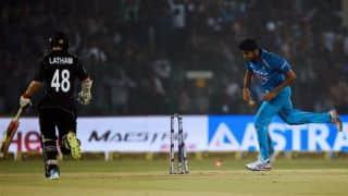 India beat New Zealand in nail-biting decider; win ODI series 2-1