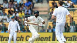 India vs South Africa 2015, 2nd Test at Bengaluru Day 4: Inspection at 1.00 PM IST