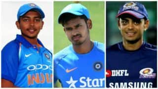 Prithvi Shaw, Shreyas Iyer, Ishan Kishan guide India A to win in England