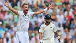 Stuart Broad has special plans to get Virat Kohli's wicket